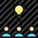 team, idea