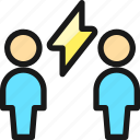 team, meeting, flash
