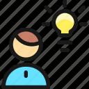 user, idea