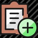 task, list, add