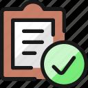 task, list, check