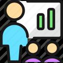 presentation, statistics