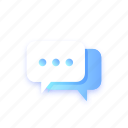 chat, message, email, communication