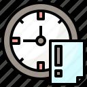 clock, shapes, symbols, time, watch