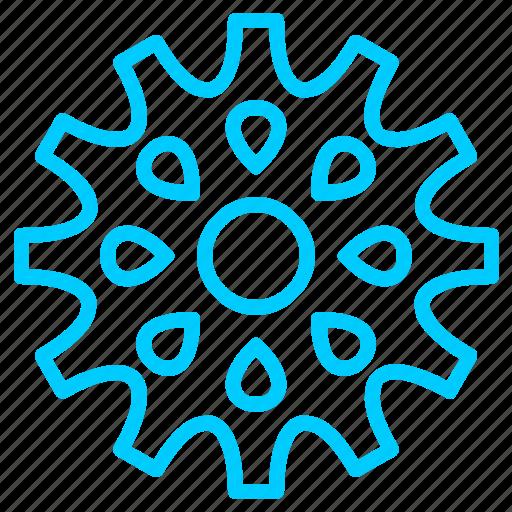 brakes, car, service icon