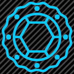 brakes, car, service, vehicle icon