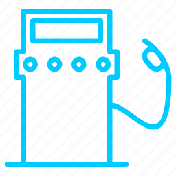 automobile, fuel, service, vehicle icon