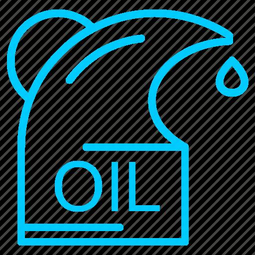 automobile, machine, oil, service icon