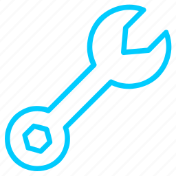 repair, service, settings, tool icon