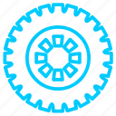 car, service, tire, vehicle icon