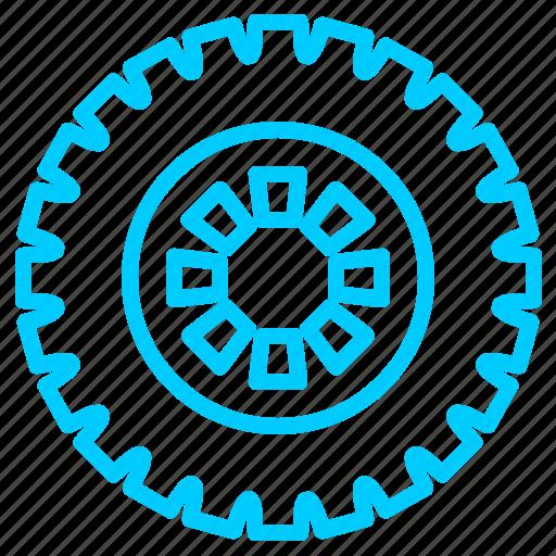 car, service, tire, vehicle icon