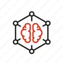ability, brain, capability, characteristic, expert, potential icon