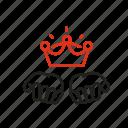 applicant, crown, executive, hand, heir, leadership, succession