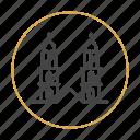 cathedral, grossmünster, sight, switzerland, tourism, towers, zurich icon