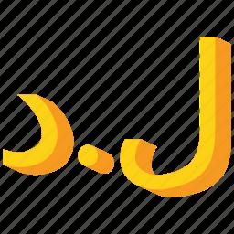 currency, dinar, gold, libya, libyan icon