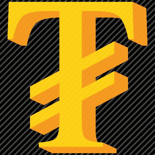 currency, gold, mongolia, mongolian, togrog icon