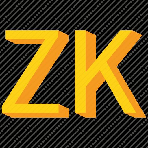 currency, forint, gold, zambia, zambian icon