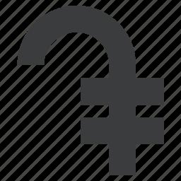 armenian, currency, dram icon