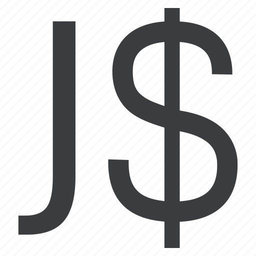 currency, dollar, jamaica, jamaican, sign icon