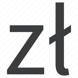 currency, poland, polish, zloty icon