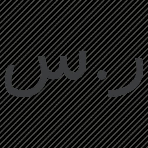 arab, arabian, currency, riyal, saudi icon