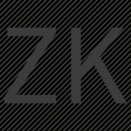 currency, forint, zambia, zambian icon