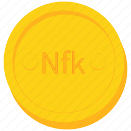 coin, currency, eritrea, eritrean, gold, nakfa icon