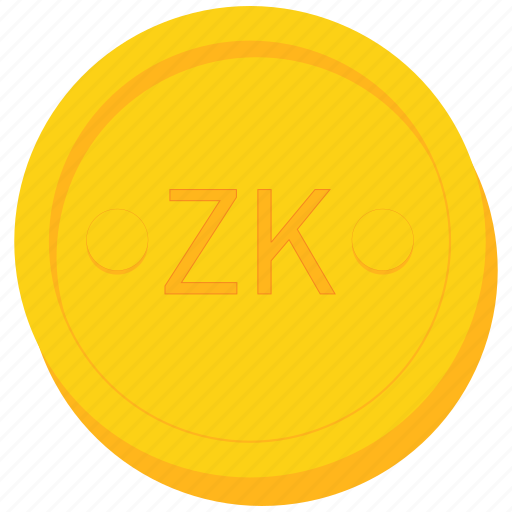 coin, currency, forint, gold, zambia, zambian icon