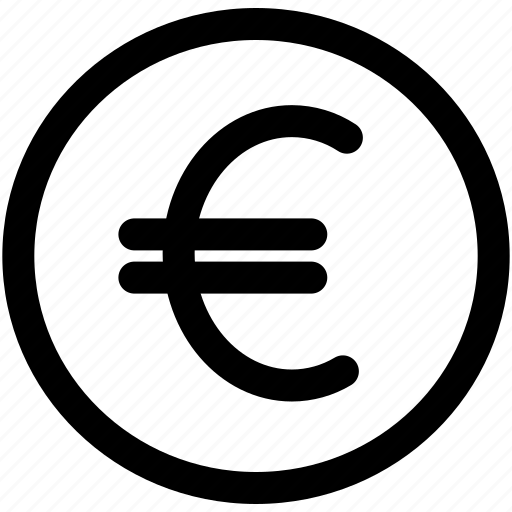 Coin, currency, euro, money, sign icon - Download on Iconfinder