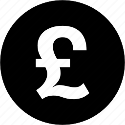 finance, gbp, money, payment, united kingdom pound currency icon