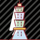 building, famous, taipei icon