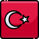 counrty, flag, nation, national, turkey