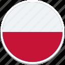 polands flag, poland country flag, polands square flag, poland, flag of poland