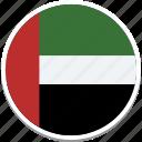 flag of uae, flag of united arab emirates, uae, uaes flag, united arab emirates icon