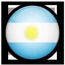 of, flag, argentina icon