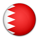 bahrain, flag, of icon