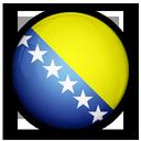 and, of, flag, herzegovina, bosnia icon