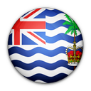 british, flag, indian, ocean, of, territory icon