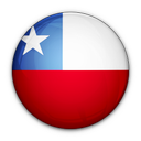 of, flag, chile icon