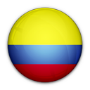 of, flag, colombia