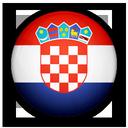 of, flag, croatia