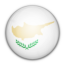 cyprus, flag, of icon