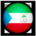 of, flag, guinea, equatorial icon