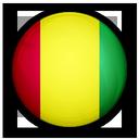 of, flag, guinea icon