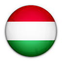 of, flag, hungary icon