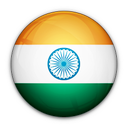 of, flag, india