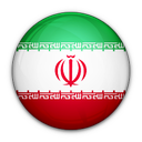 flag, iran, of icon