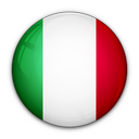of, flag, italy