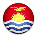 flag, kiribati, of icon