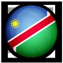 of, flag, namibia icon
